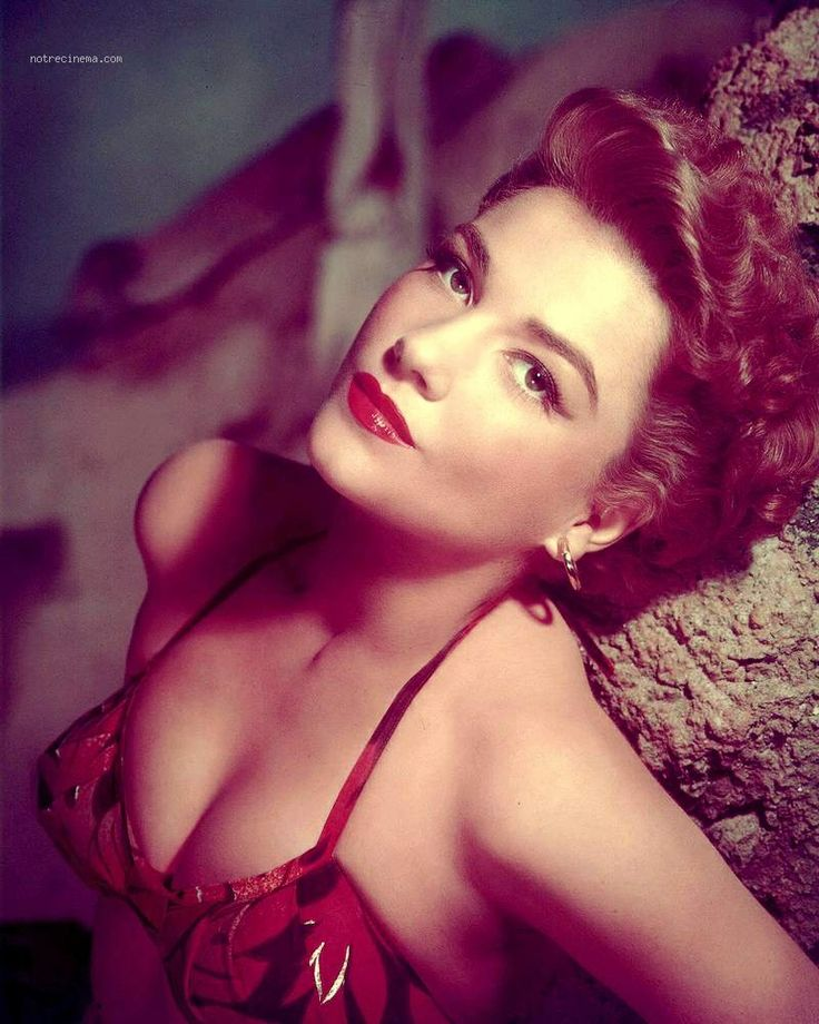 "ANNE BAXTER. Born: May 7, 1923, in Indiana, USA. Died: Dec 12, 1985 (age 62), while walking down Madison Avenue in NYC, she suffered a fatal Brain Aneurysm. Notable roles include ""The Magnificent Ambersons"" (1942) & ""All About Eve"" (1950) with Bette Davis. Baxter is also noted for her role as the Egyptian Queen Nefertari in Cecil B. DeMille's award winning ""The Ten Commandments"" (1956). Her final moment before the public eye was as 'Irene Adler' in the TV film ""The Masks of Death"" (1984)…"