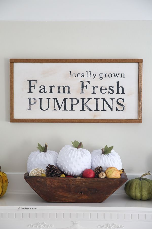 Fall| Learn How to Make DIY Fabric Pumpkins Tutorial Fall Decor