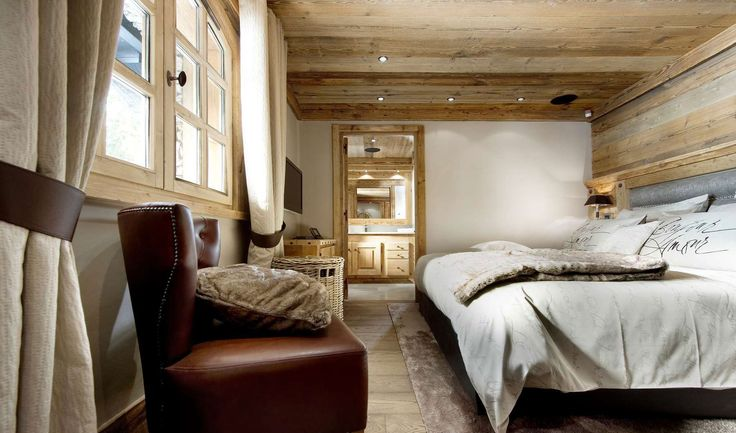 Интерьер в стиле шале - 47 фото, изайн, интерьер загородного дома, квартиры, спальни, кухни, гостиной, дачи, дома
