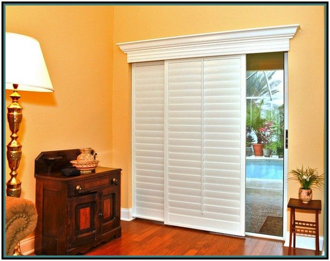 Best Sliding Glass Doors With Blinds Sliding Glass Doors French