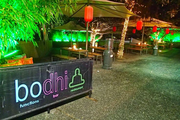 Bodhi, Sydney - Great yum cha and lovely outdoor venue