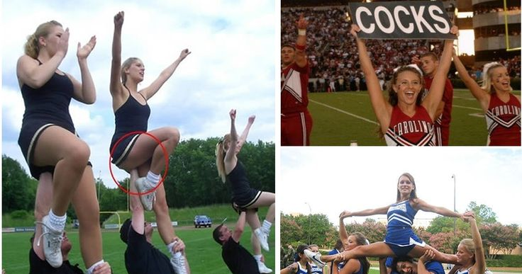The Best Cheerleader Fails You'll Ever See