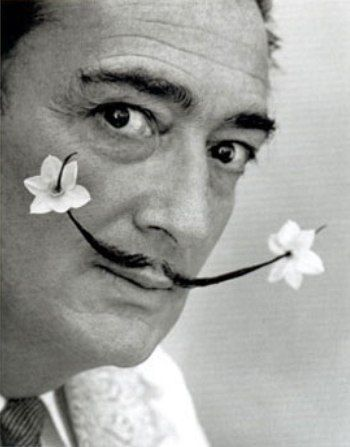 Salvador Dali-Rebirth of Salvador Dali.