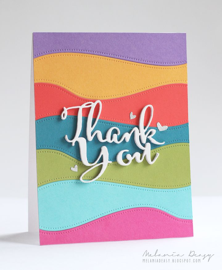 Handmade Thank You Cards Idealstalist