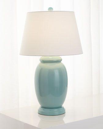 Glossy+Ginger-Jar+Lamp+at+Horchow.