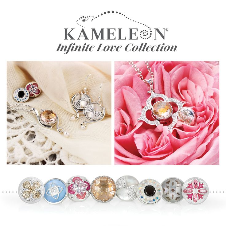 Love Kameleon Jewelry! Buy yours at Everett-allies.com or in our store!