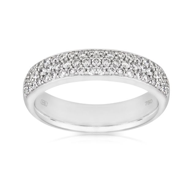 18ct White Gold Ring | Hardy Brothers
