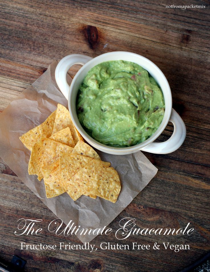 The Ultimate Guacamole - low FODMAP, fructose friendly, gluten free, vegan, ibs, irritable bowel syndrome, healthy, low carb, healthy fats