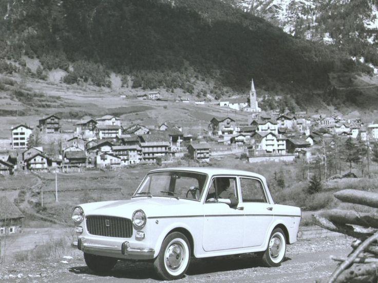 Fiat 1100 1962-1969