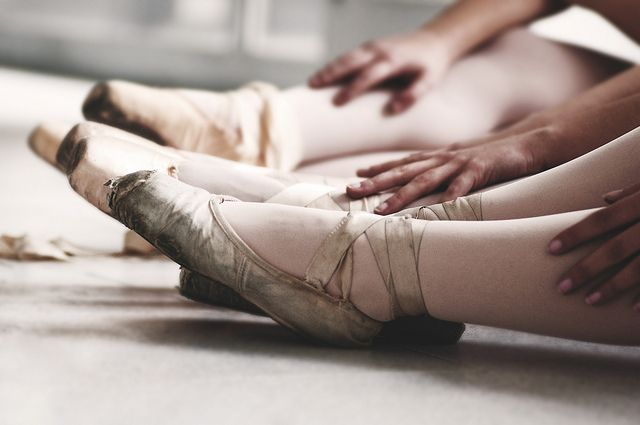 pointe by Ink Heart, via Flickr