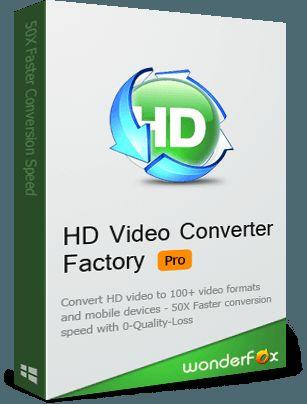 HD Video Converter Factory