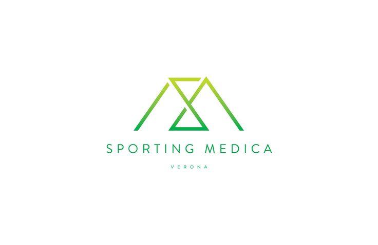 Sporting Medica, physiotherapist studio logo.