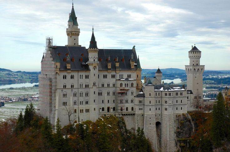 Il castello di Neuschwanstein