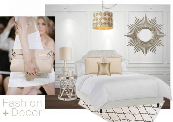 Fashion + Decor Mood Boards with Olioboard | Lighting & Interior Design Ideas Blog