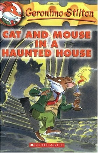 Cat And Mouse In A Haunted House Read Online