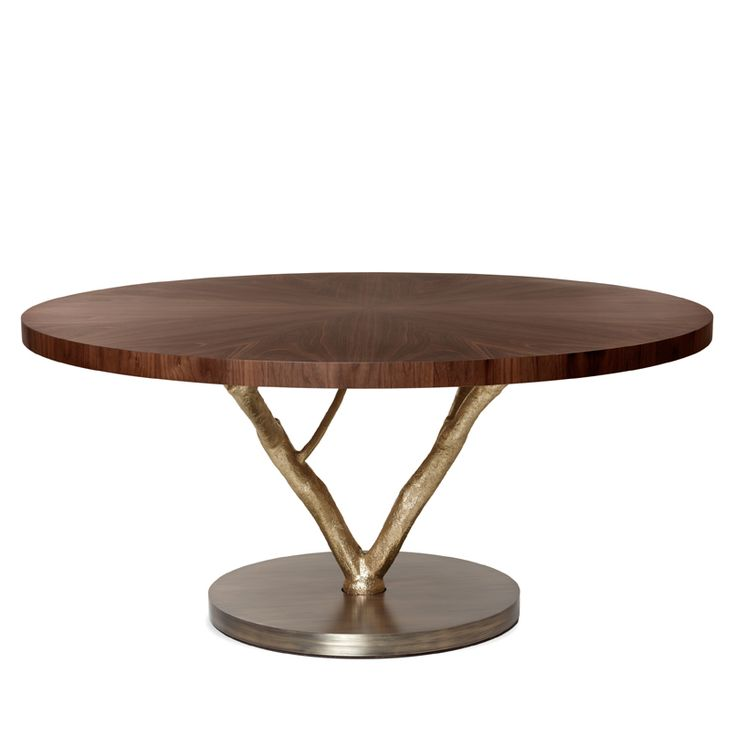 Primitive | Round Dining Table  GINGER | MAISONu0026OBJET AND MORE
