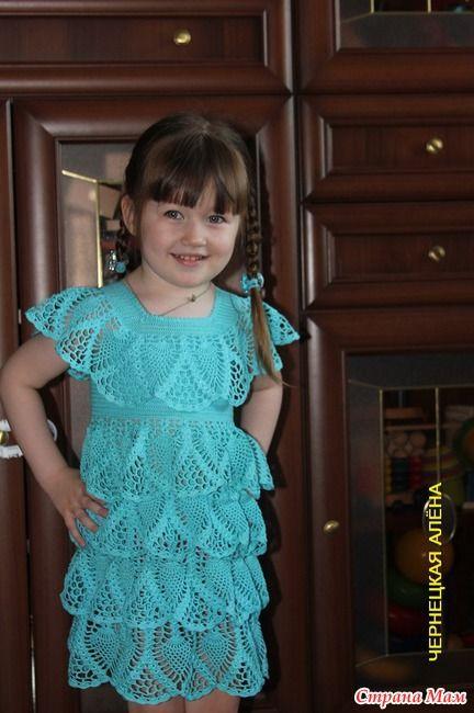 Vestidos de niñas .. Discusión liveinternet - Servicio de Rusia Diarios Online