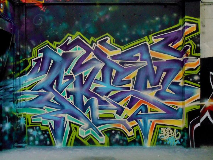 https://flic.kr/p/U2iM5q | SKEM GRAFFITI