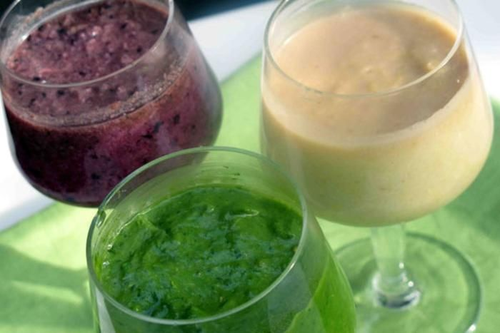 Feijoa smoothies Health in a Glass | Entertainment | Newshub