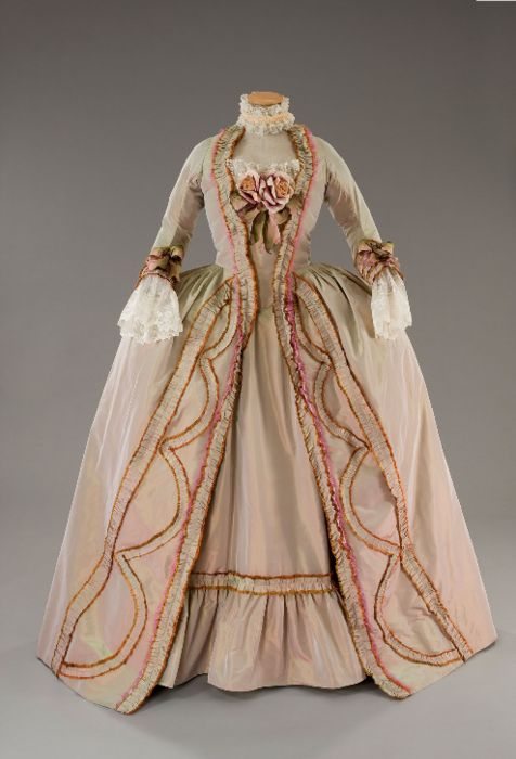 "Evening Dress from ""Marie Antoinette"" (2006) - 18th Century"