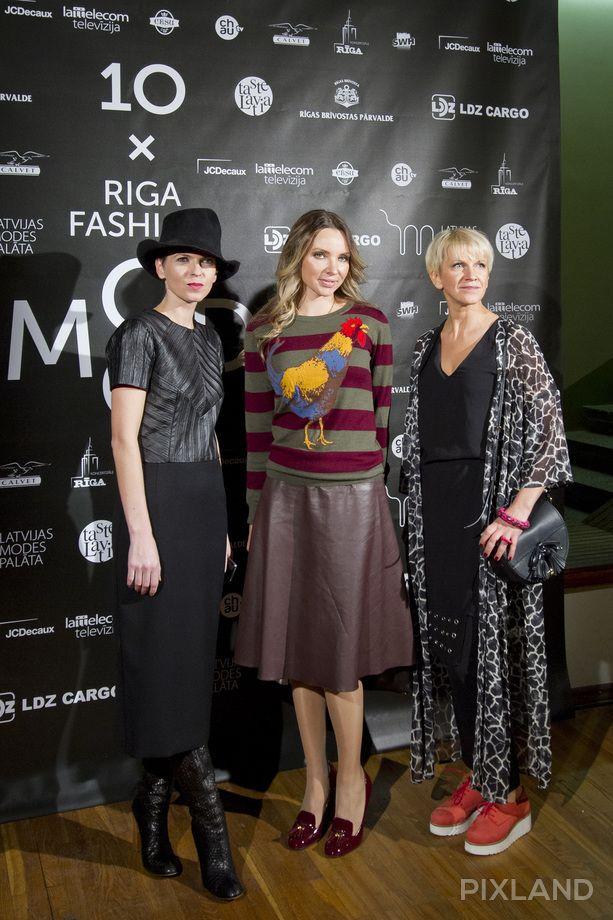 Фестиваль моды Riga Fashion Mood