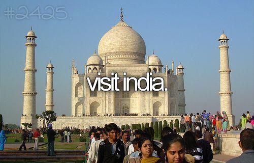 bucket listVisit India Buckets Lists, Mosques, Bucketlist Places To Travel, Taj Mahal, Dreams, Check, Visitindia, The, Buckets Lists India