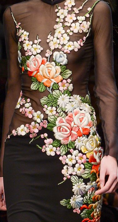 embroidery inspiration - Leonard, 2013