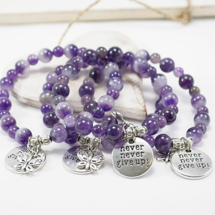 Butterfly Warriors Jewelry - Lupus and Fibromyalgia Support Bracelet