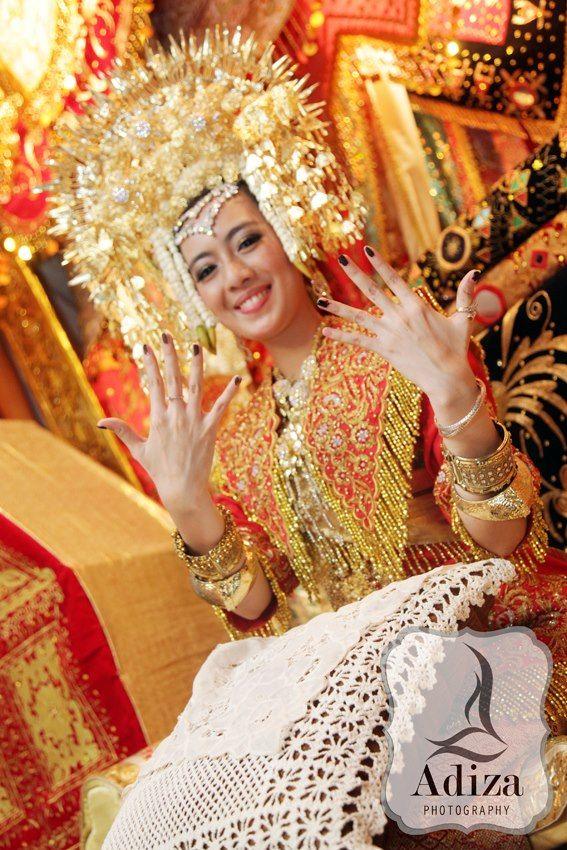 West Sumatra Bride