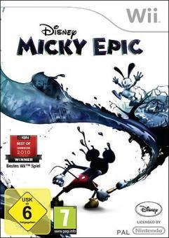 Disney: Micky Epic Wii