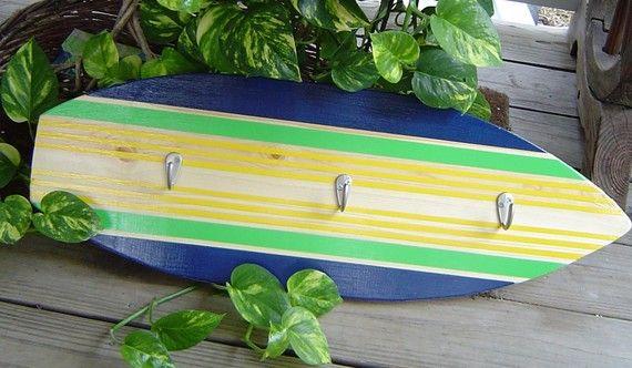 61 best SURFBOARD WALL DECOR images on Pinterest | Surfboard ...