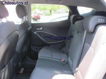 Chileautos: Hyundai SANTA FE 4X4 AT 2013 $ 13.780.000
