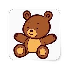 Cartoon bear Stickers - Google keresés