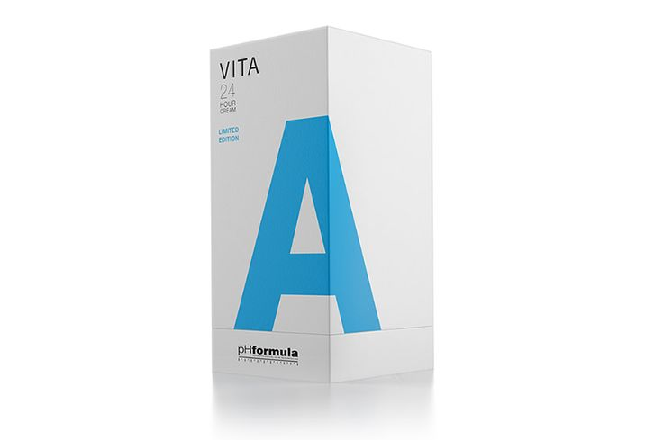 The V.I.T.A. A 24 hour cream contains pure retinol and should be used as an advanced treatment product for ageing skin. Retinol help stimulate cell regeneration to diminish the appearance of fine lines, wrinkles, and age spots from both photo- and intrinsic ageing.   Retinol is also effective in correcting blemishes and blotchiness often associated with problematic skin. The 24-hour moisturizing complex in the formula comprised of a synergistic blend of natural moisturizing factors to assist…