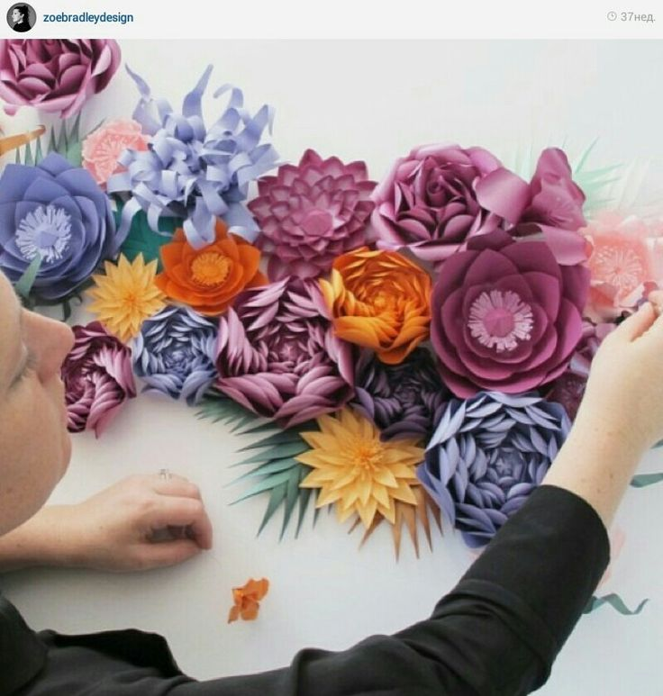 1199 best images about flower on Pinterest | Paper flowers ...