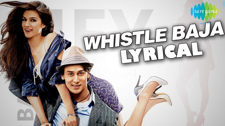 """Watch the Full Video Song of """"WHISTLE BAJA"""" with Lyrics sung by Manj & Nindy Kaur Feat Raftaar. featuring Tiger Shroff, Kriti Sanon.  Song :: Whistle Baja Film :: Heropanti Artist :: Manj & Nindy Kaur Feat Raftaar Music Director :: Manj Musik Lyricist :: Raftaar Starcast :: Tiger Shroff, Kriti Sanon Directed by : Sabbir Khan Produced By : Sajid Nadiadwala  Enjoy and stay connected with us!!"""