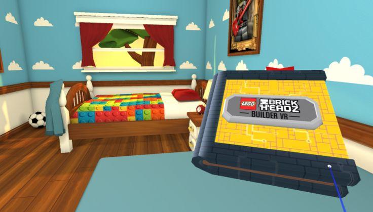 LEGO Brickheadz Is A Virtual Toybox Filled With Unlimited Blocks