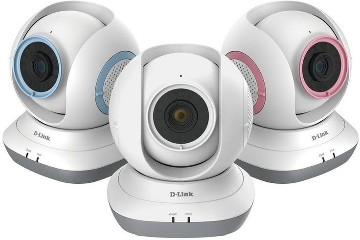 IP kamery D-Link vás na dálku spojí s domovem