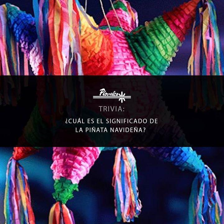 Buen lunes! Anímate a participar en nuestra TRIVIA: Cuál es el significado de la piñata navideña?   #trivia #navidad #tradiciones #tradicionesnavideñas #piñata #piñatanavideña #culturageneral - http://ift.tt/1QIZuz0