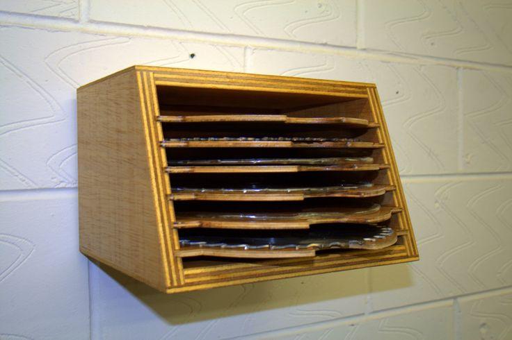 TMc Woodworks: Table Saw Blade Storage