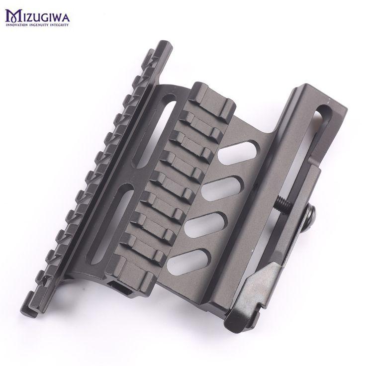 $16.00 (Buy here: https://alitems.com/g/1e8d114494ebda23ff8b16525dc3e8/?i=5&ulp=https%3A%2F%2Fwww.aliexpress.com%2Fitem%2FTactical-AK-Serie-Rail-Side-Mount-Quick-QD-Style-20mm-Detach-Weaver-rail-Double-Side-AK%2F32610899348.html ) Tactical AK Serie Rail Side Mount Quick QD Style 20mm Detach Weaver rail Double Side AK Scope Sight Mount Rifle Hunting Caza for just $16.00