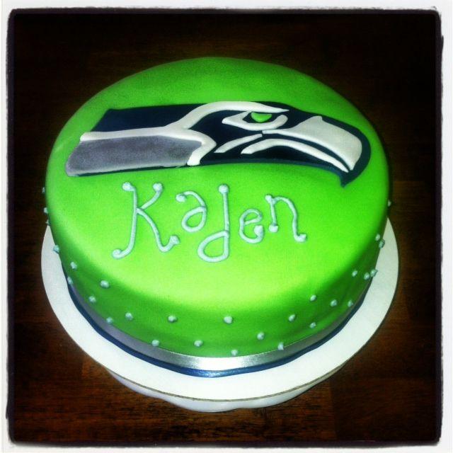 Brand New Seattle Seahawks Birthday Party Gj19