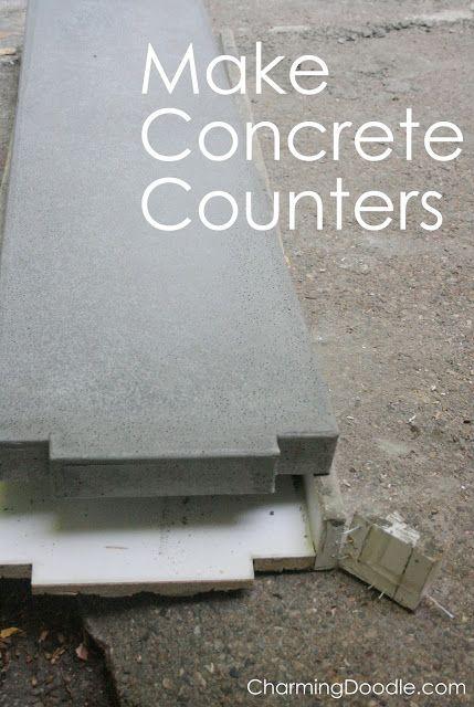 how to make good concrete