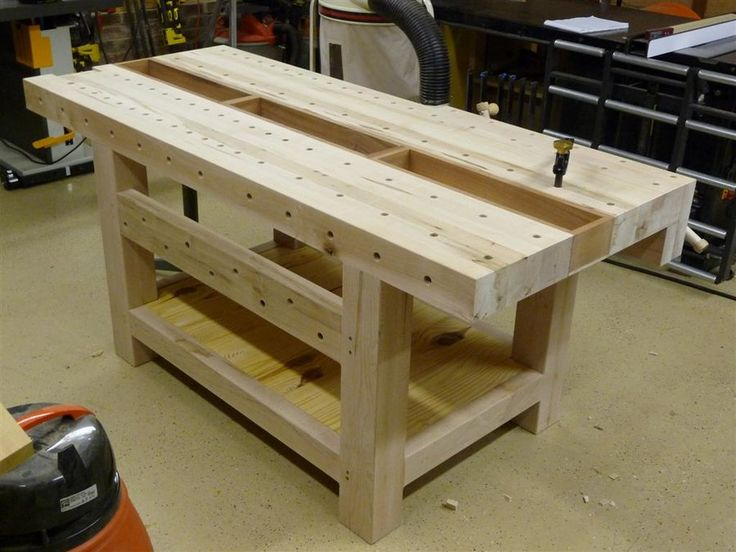 309 Best Workbench Images On Pinterest Woodworking