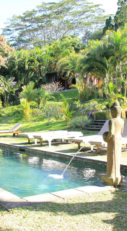 Lakaz Chamarel eco lodge, a luxurious countryside hideaway in south west Mauritius #LakazChamarel #Chamarel #Mauritius