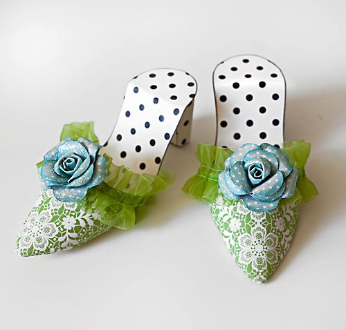 paper shoe template | Paper Shoes
