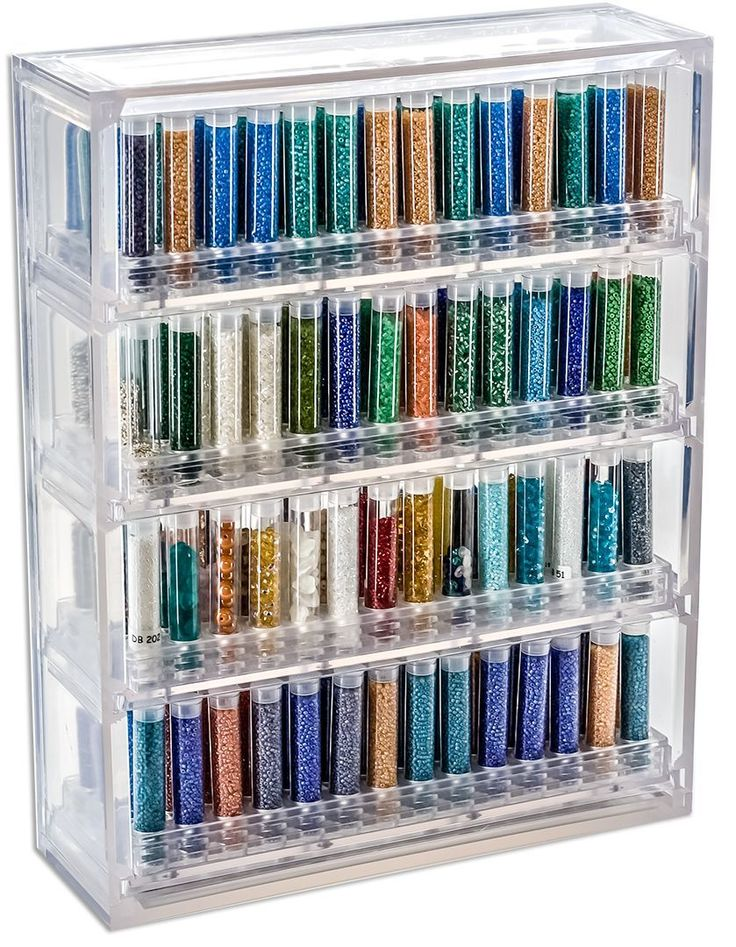 29 best images about bead storage solutions on pinterest