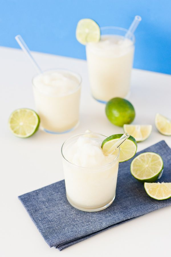Gin and Juice Slushies (with Homemade Gin) - Paper and Stitch