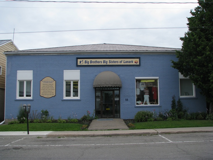 Jewel's Gently Used Clothing at 18 William Street East in Smiths Falls is connected to the Big Brothers Big Sisters of Lanark County office.  At Jewel's Smiths Falls, we have a bag sale the last Friday of every month.  Fill a bag of clothing for five dollars and support a great cause.