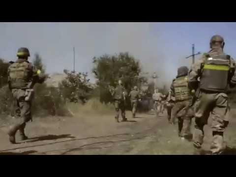 Ukraine Donbass war